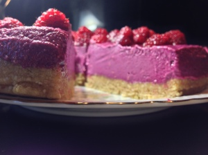 Picture of Raw Raspberry Cake