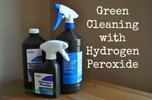 The Amazing Benefits of Hydrogen Peroxide!