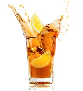 Ice Tea burn fat and hydrate!
